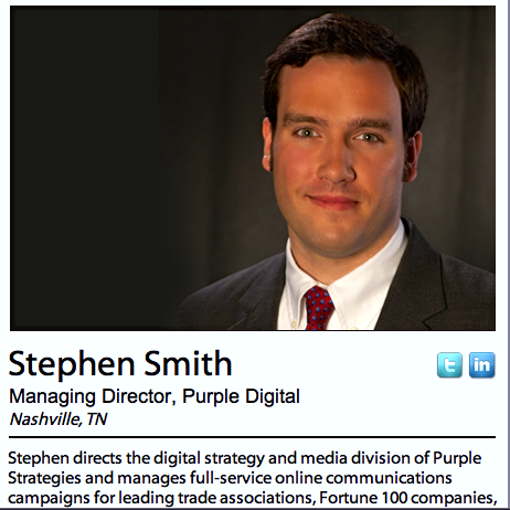 STEPHEN SMITH, PHI BETA KAPPA DIGITAL GUY