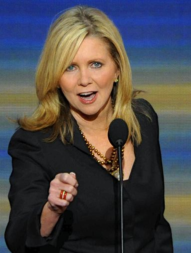 CONGRESSWOMAN MARSHA BLACKBURN (R-TN) -FROM GERMANTOWN TO BRENTWOOD.