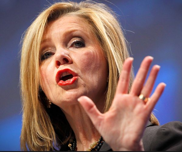 REPRESENTATIVE MARSHA BLACKBURN (R-TN)