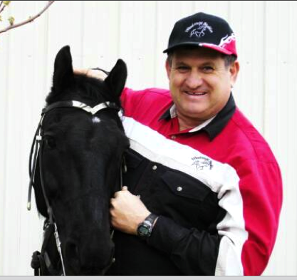 GARY LANE, MASTER GAITED HORSE CLINICIAN
