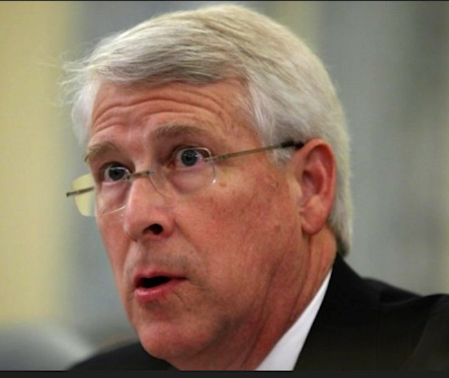 U. S. SENATOR ROGER WICKER (R-MS)