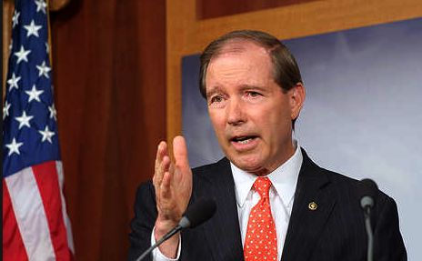 U.S. SENATOR TOM UDALL, (D-NM)