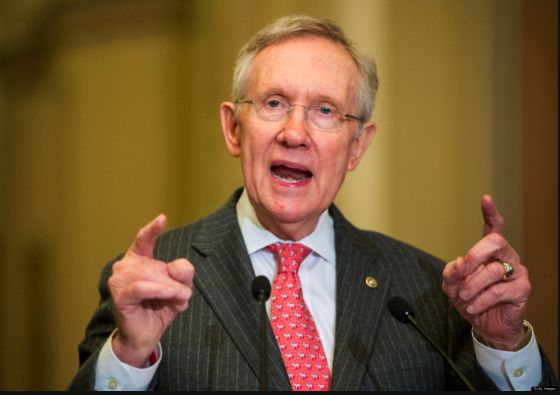 U. S. SENATE MAJORITY LEADER HARRY REID (D-VA)