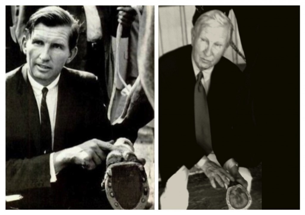 (LEFT)  SENATOR JOE TYDINGS - 1969  (RIGHT)  SENATOR JOY TYDINGS - 2014 NOTHING HAS CHANGED IN 44 YEARS - THE BIG LICK TIME IS UP.