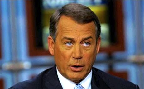 JOHN BOEHNER,  SPEAKER OF THE U. S. HOUSE OF REPRESENTATIVES