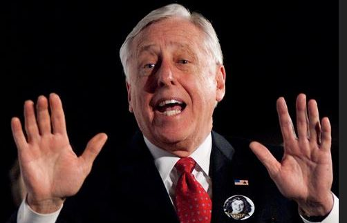 U. S. REPRESENTATIVE STENNY HOYER (D-MD)