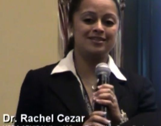 DR. RACHEL CEZAR - PRESENTLY ON MATERNITY LEAVE