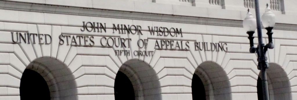 JOHN MINOR WISDOM FEDERAL COURT HOUSE