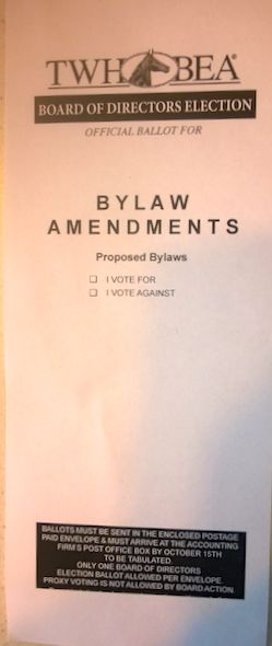 TWHBEA_BYLAWSBALLOT - Version 2