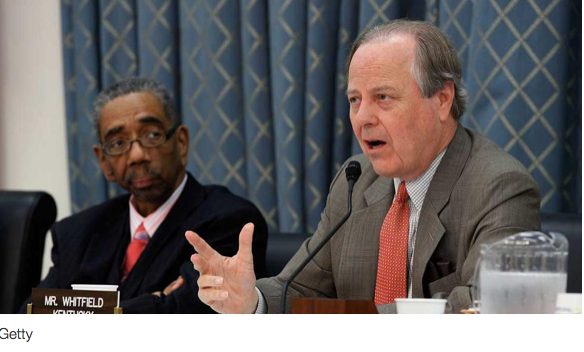 U. S. REPRESENTATIVE ED WHITFIELD (R-KY)