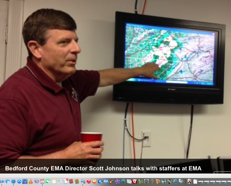 MR. SCOTT JOHNSON, DIRECTOR,  SHELBYVILLE EMERGENCY MANAGEMENT ASSOCIATION