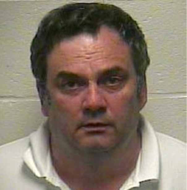 MR. JEFF MITCHELL, ARRESTED ON 55 CHARGES OF AGGRAVATED ANIMAL CRUELTY