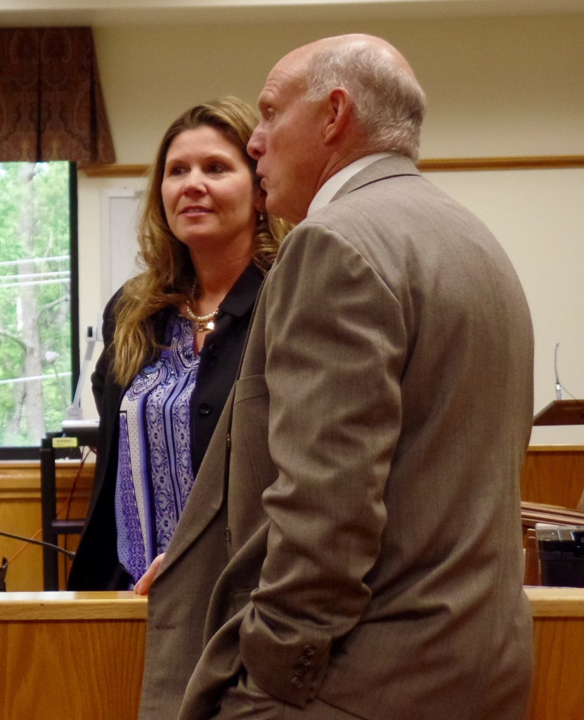 USDA OIG AGENT JULIE MCMILLAN AND GINO BACHMAN (CONFIDENTIAL INFORMANT #2, BLOUNT COUNTY SPCA  OFFICER