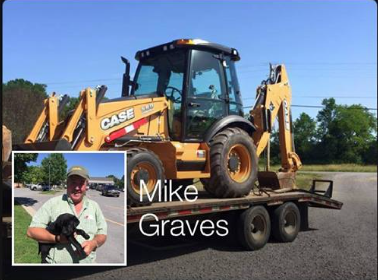 MR. ANDREW M. GRAVES, JR.  A/K/A MIKE GRAVES
