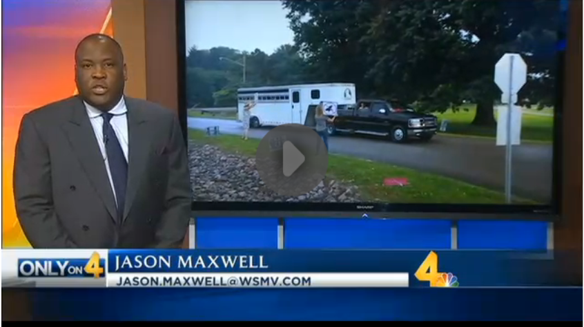 WSMV TV CHANNEL 4 - NASHVILLE TELEVISION - COVERAGE OF MR. JAMIE LAWRENCE INDICTMENT