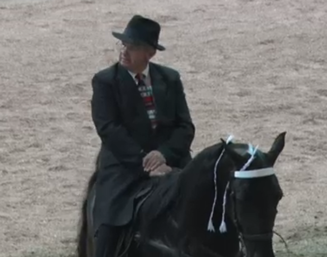 VETERAN TRAINER BOYZ MR. GARY EDWARDS - ONCE SERVED USDA 10 YEAR SUSPENSION FROM HORSE TRAINING