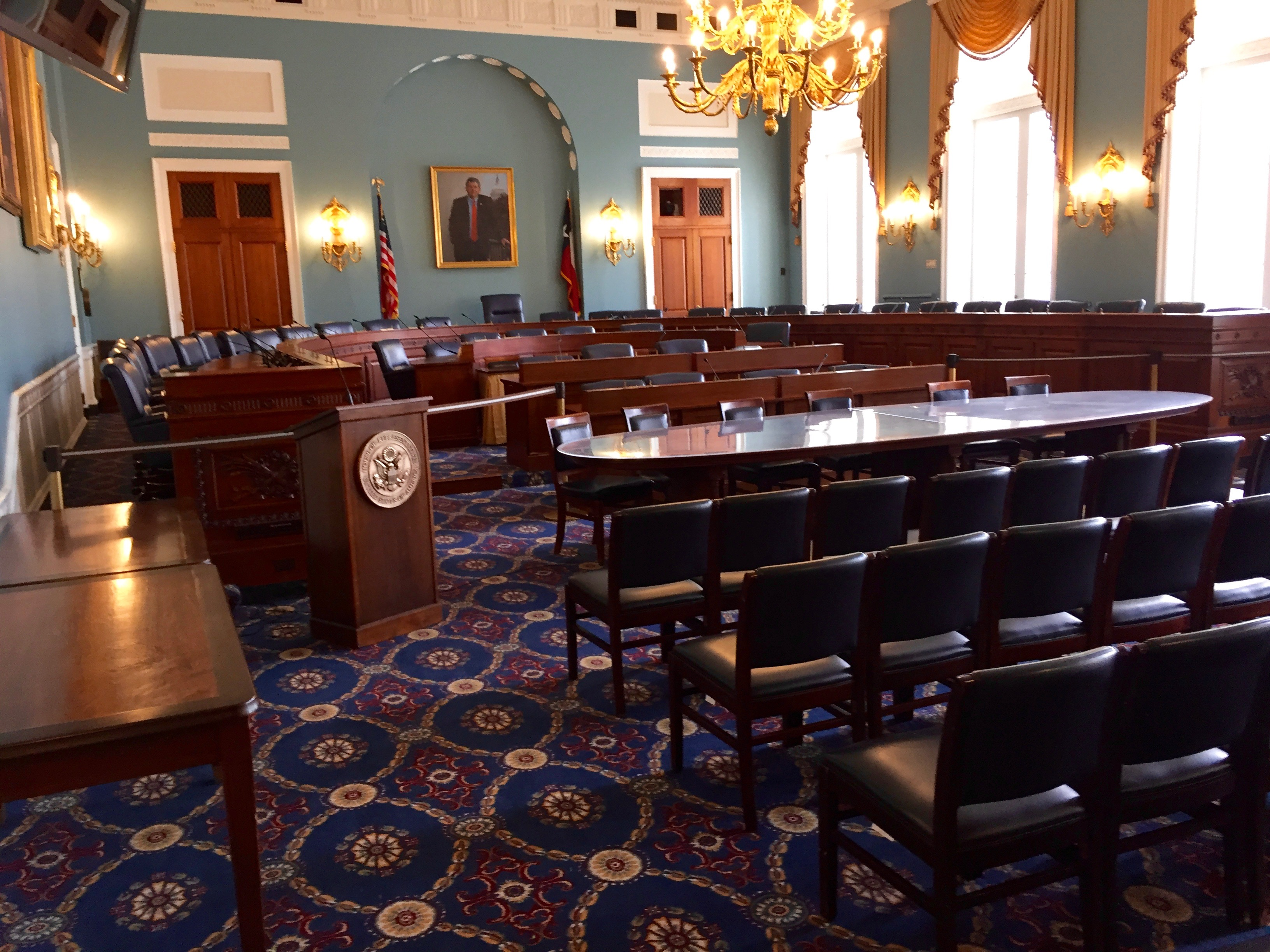 1300 Longworth - U.S. House Agriculture Committee Room