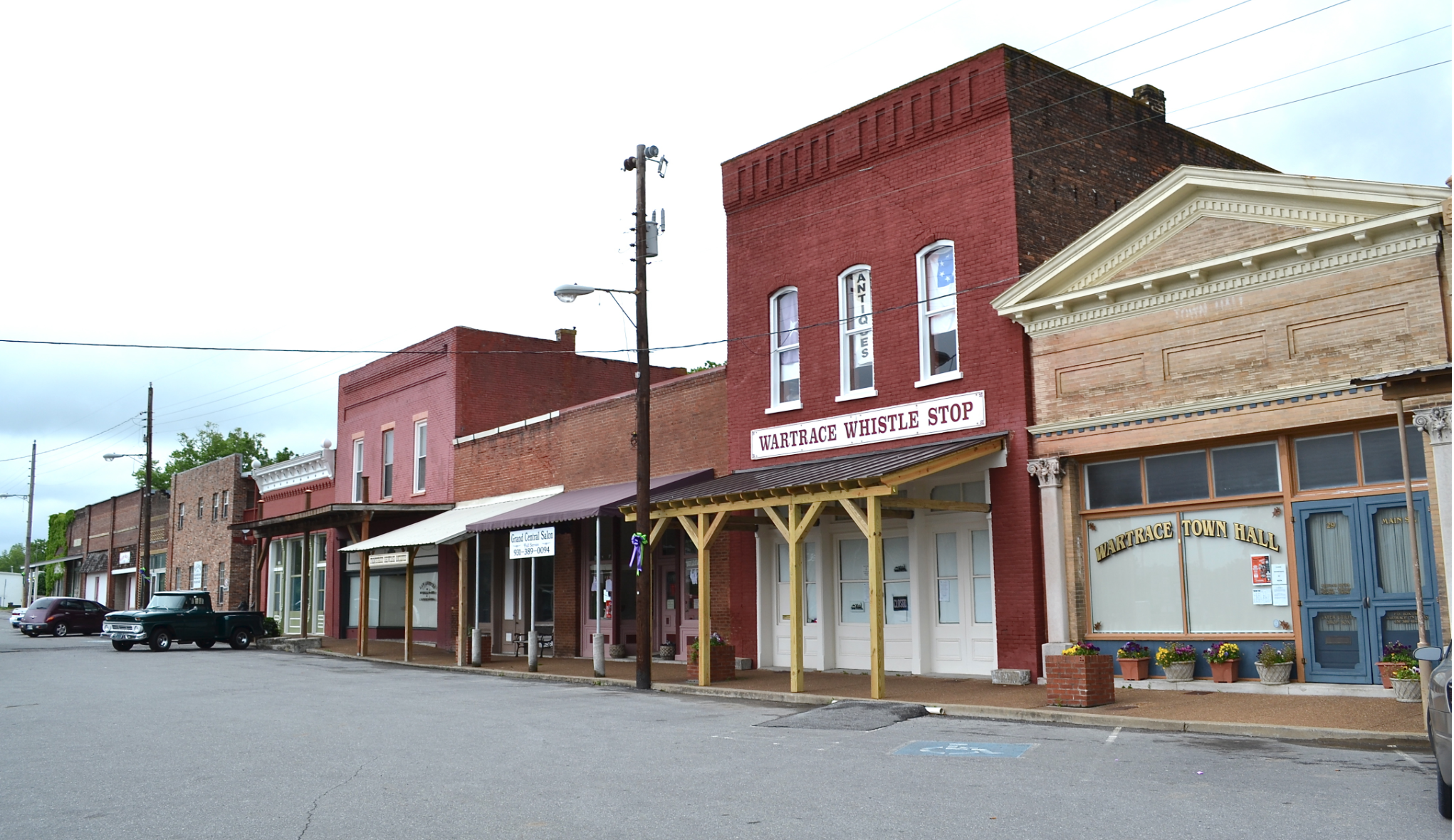 WARTRACE STOREFRONT