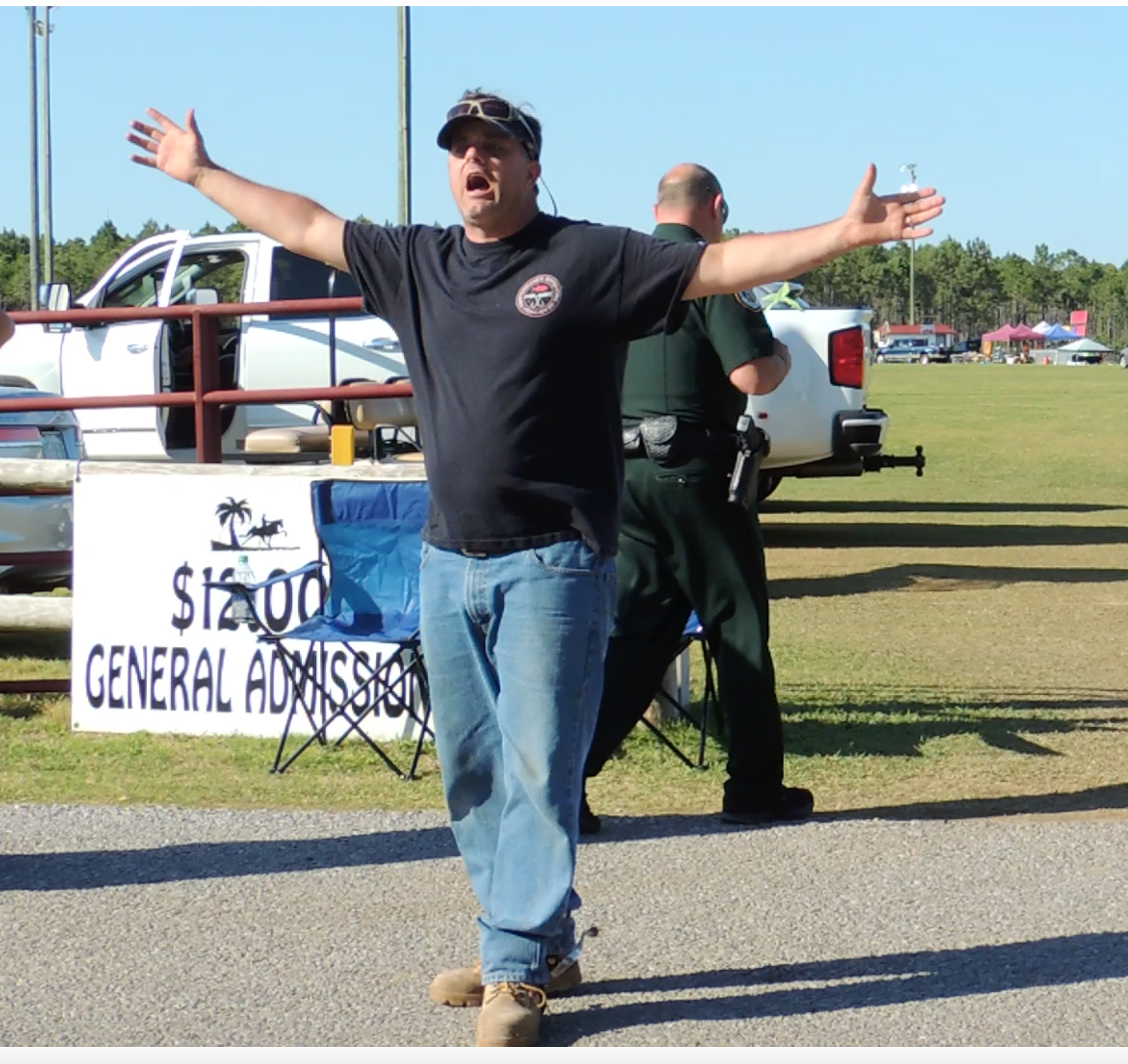 Mr. Todd Fisher, Horse Show Official, Panama City Beach, FL